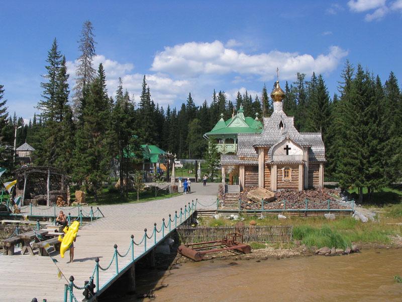 Эко-парк Зюраткуль (11.03.2013)